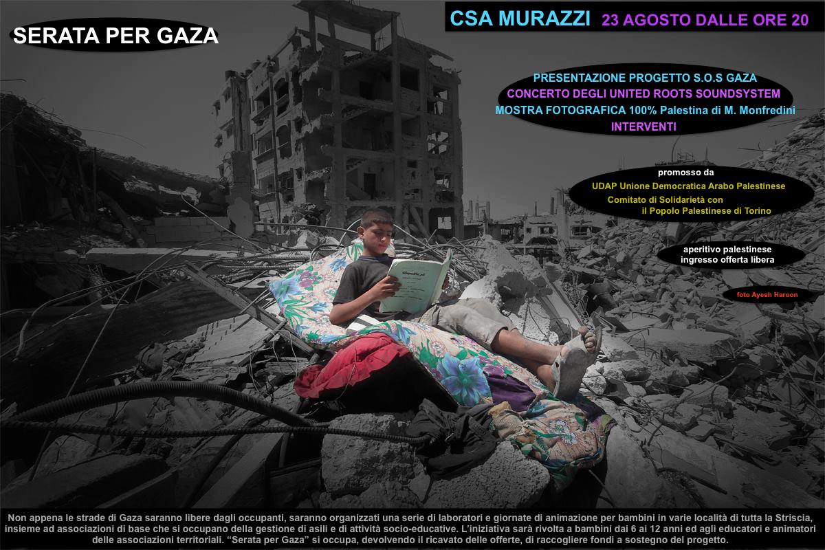 locandina Gaza